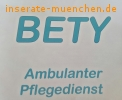 Ambulanter Pflegedienst BETY